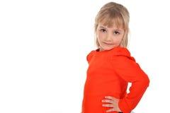 Adorable girl Stock Photo
