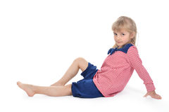 Adorable girl Stock Photography