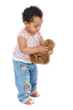 Adorable happy baby Royalty Free Stock Photos