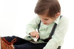 Adorable kid Royalty Free Stock Images