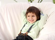 Adorable kid Royalty Free Stock Image