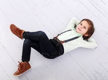 Adorable kid Stock Photos
