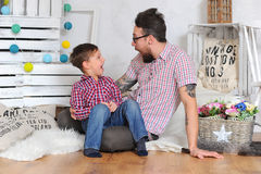 Adorable kid Stock Photography