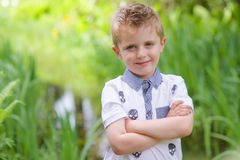 Adorable kid Royalty Free Stock Photography