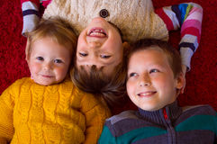 Adorable kids Royalty Free Stock Photo