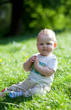 Adorable little boy Royalty Free Stock Photography