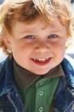 Adorable little boy Stock Photography