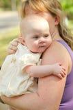 Adorable little daughter Royalty Free Stock Photos