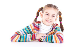 Adorable little girl Royalty Free Stock Photo
