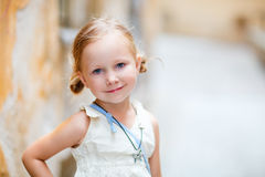 Adorable little girl Royalty Free Stock Images