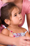 Adorable little girl. Royalty Free Stock Image