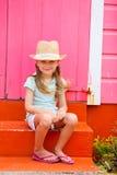 Adorable little girl Stock Image