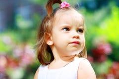Adorable little girl Royalty Free Stock Photos
