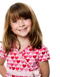 Adorable little preschooler Royalty Free Stock Photography