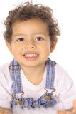 Adorable little toddler Royalty Free Stock Images