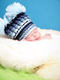 Adorable newborn Royalty Free Stock Images
