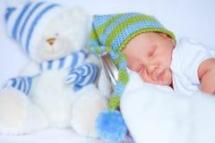 Adorable newborn baby Royalty Free Stock Photo