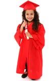 Adorable Preschool Graduate Royalty Free Stock Image