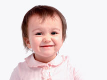 Adorable smiling girl Royalty Free Stock Photography
