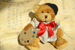 Adorable teddy Stock Images