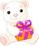 Adorable Teddy Bear vector illustration