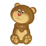 Adorable teddy bear Stock Photography
