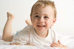 Adorable toddler stock images