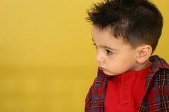 Adorable Toddler Boy Stock Image