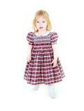 Adorable toddler girl Royalty Free Stock Photo
