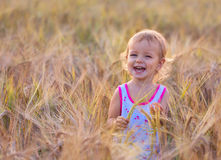 Adorable two-year old baby Royalty Free Stock Photo
