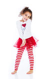 An adorable young girl Royalty Free Stock Photography