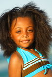 Adorable young girl Royalty Free Stock Photography