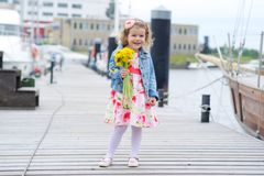 Adorable, young girl Royalty Free Stock Image