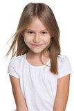 Adorable young girl Royalty Free Stock Image