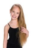 Adorable young girl Stock Photos