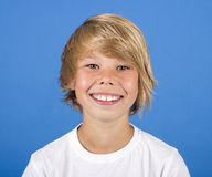 Adorable young happy boy Stock Photography