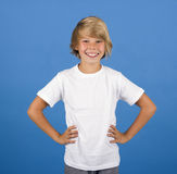 Adorable young happy boy Royalty Free Stock Photo