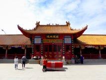Adoración Budda Foto de archivo libre de regalías