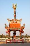 Adoración budista y fabricación de mérito religioso Foto de archivo