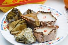 Adoración china del día de Año Nuevo Foto de archivo