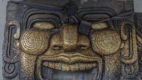 Adoración de ídolo negra Foto de archivo libre de regalías