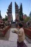 Adoración de Hindus Fotografía de archivo libre de regalías