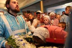 Adoración de la capilla Imagen de archivo libre de regalías