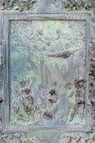 Adoración de los pastores Imagen de archivo libre de regalías