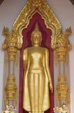 Adoración de Phra Ruang de la gente tailandesa budista y del lugar famoso en Tailandia Fotos de archivo