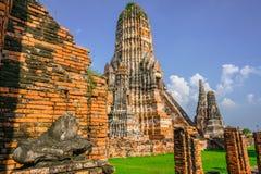 Adoración de Tailandia, estatua de Buda, historia de Tailandia Fotografía de archivo