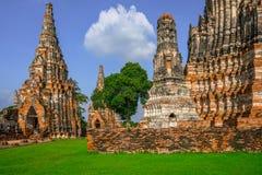Adoración de Tailandia, estatua de Buda, historia de Tailandia Foto de archivo libre de regalías