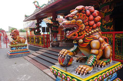Adoración del chino Imagen de archivo libre de regalías