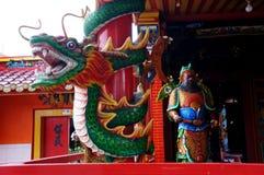 Adoración del chino Imágenes de archivo libres de regalías
