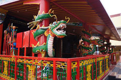 Adoración del chino Foto de archivo libre de regalías